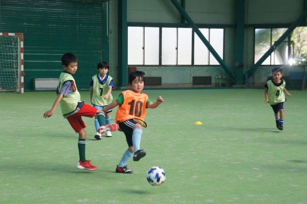 沖縄県名護市キッズサッカースクール