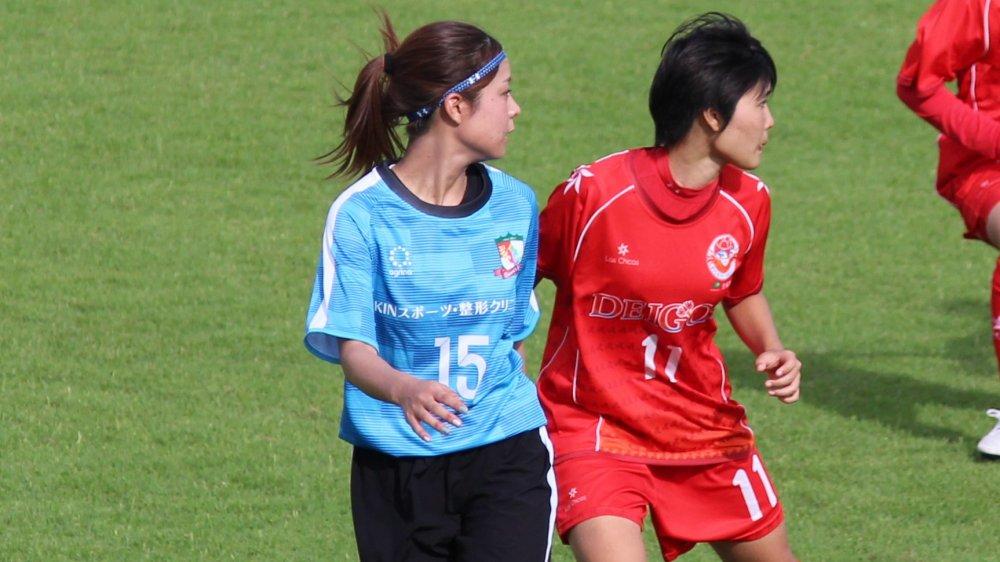 沖縄県北部の女子サッカーチーム、クィーンズリコサッカークラブ