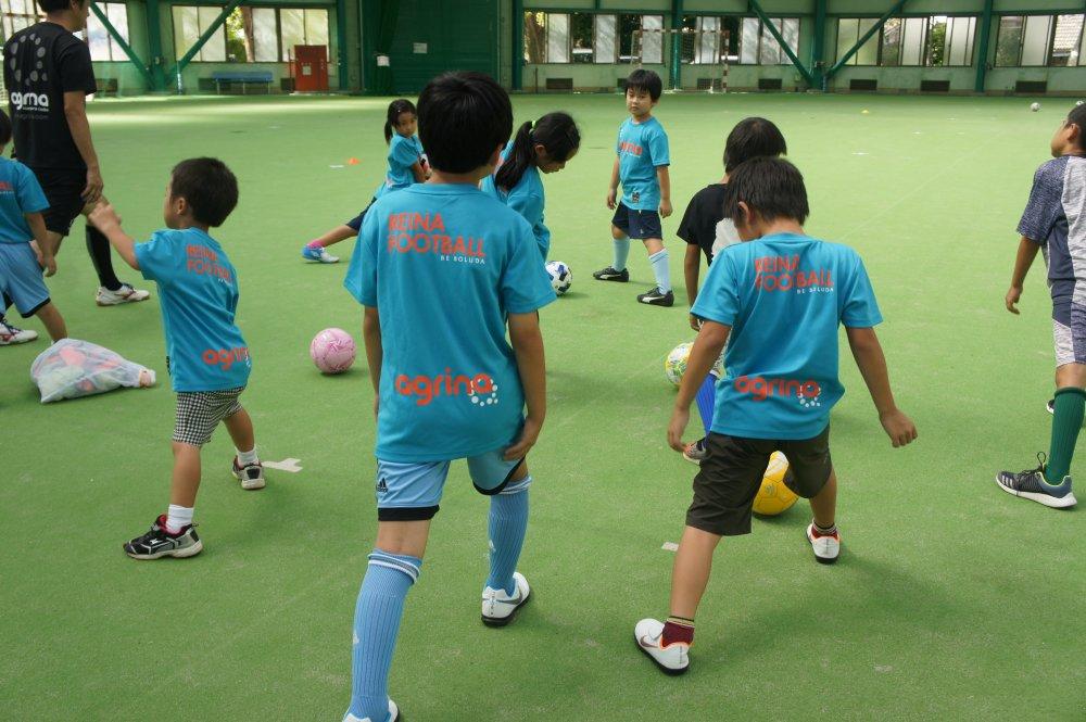 沖縄県名護市でキッズサッカー行ってます。
