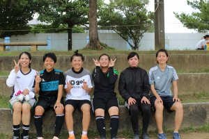 沖縄県北部女子サッカーチーム